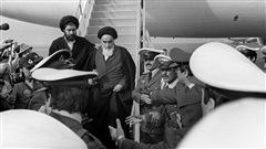 Iran : la révolution islamique qui propulse l'ayatollah Khomeini au pouvoir