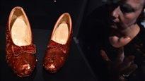 Les souliers rouges de Dorothée dans le film Le Magicien d'Oz