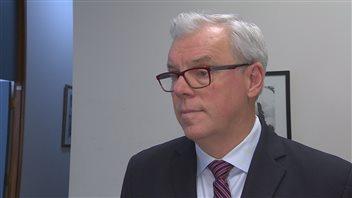 Greg Selinger, député de Saint-Boniface