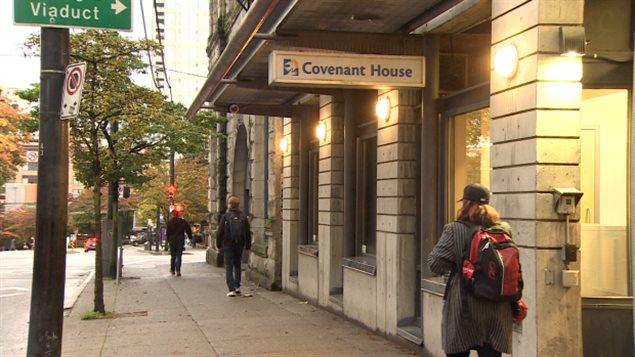 Covenant House offre un programme d'aide aux jeunes issus de la rue