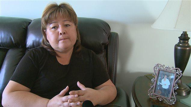 La mère de Jennifer Catcheway, Bernice dit avoir de l'espoir avec les nouvelles recherches à Duck Bay.