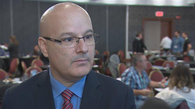 Georges Lambert, économiste principal pour l'APCHQ section Québec
