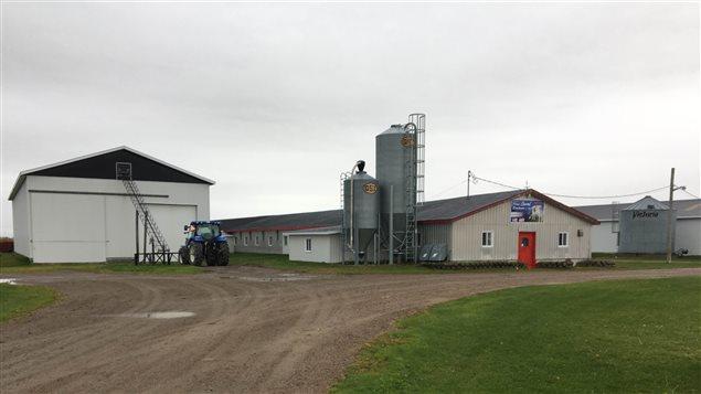 L'agriculteur Laval Duchesne est mort après avoir été encorné par un boeuf