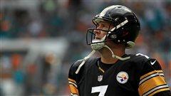 Absence de 4 à 6 semaines pour Ben Roethlisberger