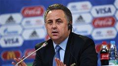 Le ministre russe des Sports Vitali Mutko devient vice-premier ministre