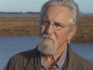 Le professeur Graham Daborn, de l'Université Acadia