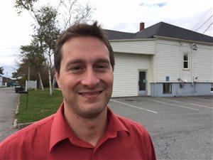 Le directeur général de la municipalité d'Argyle, Alain Muise