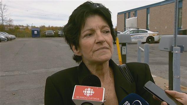 Manon Boyer, la tante d'Éloïse Dupuis, a déposé une plainte pour obtenir une enquête sur la mort de sa nièce à l'Hôtel-Dieu de Lévis.