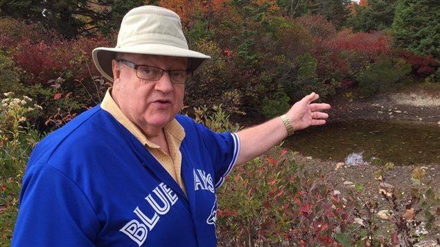Le résident de Pointe-du-Sault, Leland Doucette, est critique à l'égard de l'aide du gouvernement provincial.