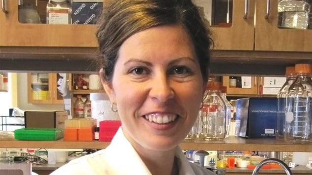 Le docteur Sandra Turcotte travaille à l'Institut Atlantique de recherche sur le cancer.