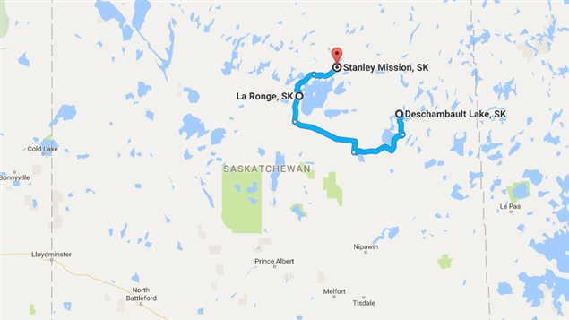 Les communautés de Stanley Mission, La Ronge et Deschambault Lake sont en deuil.