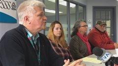 Centre-du-Québec:le syndicat de la santé tire la sonnette d'alarme