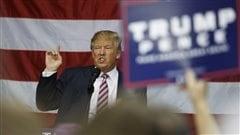 Donald Trump accepterait un résultat «clair»