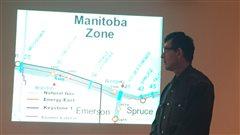 Les possibles dangers du projet Énergie Est présentés à Saint-Norbert