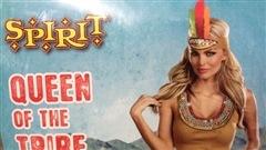 Des costumes d'«Indiens» toujours en vente chez Spirit Halloween