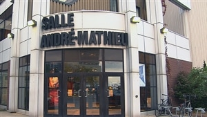 La Salle André-Mathieu à Laval