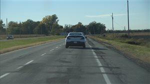 Près de la moitié des routes provinciales au Québec restent en mauvais état