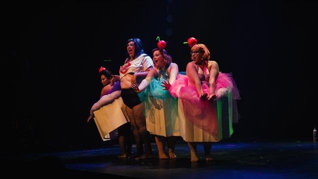 Le sepctacle de Chubrub sera présenté le samedi 22 octobre au Park Theatre de Winnipeg.