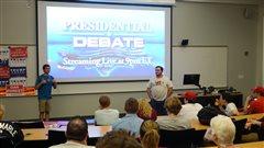 L'humeur des républicains au lendemain du 3ème débat des chefs