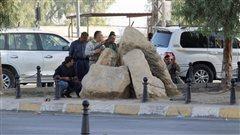 Sous pression à Mossoul, l'EI contre-attaque à Kirkouk