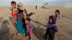 Des milliers de civils enlevés par l'EI pour servir de boucliers humains à Mossoul