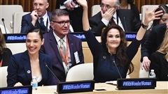 Des employés de l'ONU ne digèrent pas la nomination de Wonder Woman