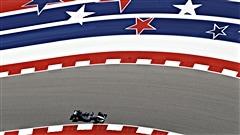 Rosberg domine les premiers essais libres au Texas