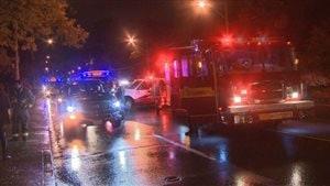 Une femme est morte après avoir été percutée par un véhicule à Toronto jeudi.