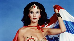 Lynda Carter incarne Wonder Woman