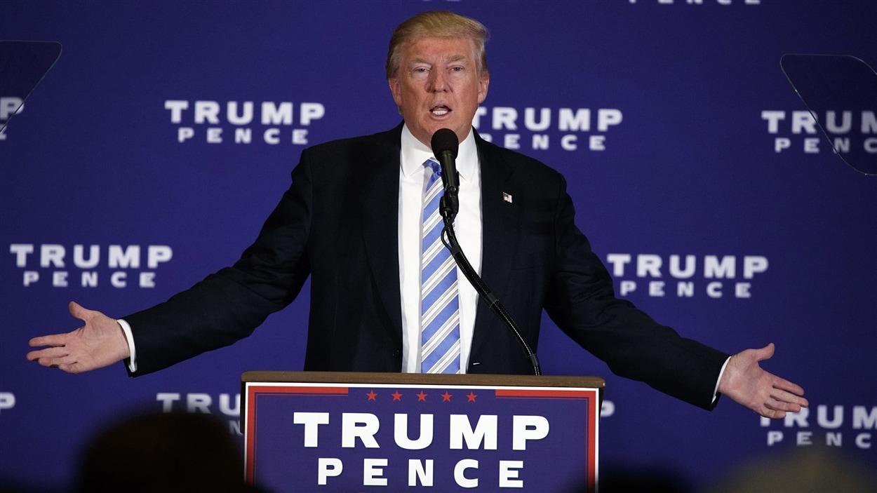 Donald Trump croit que toutes les femmes qui ont témoigné contre lui l'ont fait dans le seul but de nuire à sa campagne électorale.