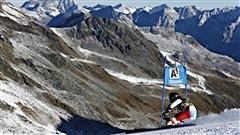 Lara Gut au sommet pour le début de la saison de ski alpin