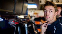 Toro Rosso retient les services de Daniil Kvyat