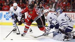 Les Maple Leafs se font jouer un autre mauvais tour
