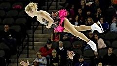 Séguin et Bilodeau en or à Skate America