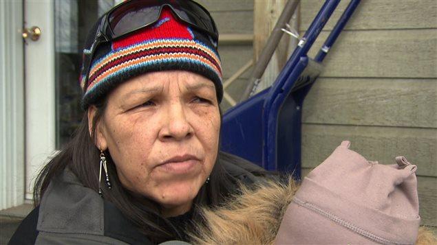 Jeannette Pilot a été arrêtée le 17 octobre.