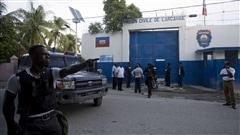 Chasse à l'homme pour retrouver lesévadés d'une prison d'Haïti