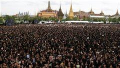 Dérives autoritaires en Thaïlande après la mort du roi