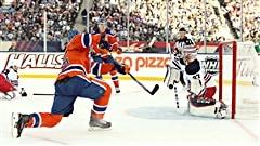 Les Oilers s'amusent aux dépens des Jets à la Classique héritage