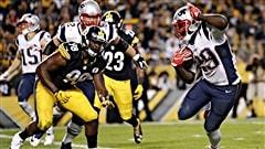 Les Patriots signent une victoire de 27-16 face aux Steelers