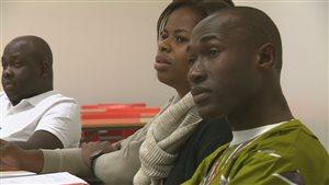 Les étudiants africains vivent souvent en situation précaire pendant leurs études à l'UQAR