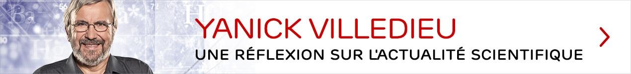Le blogue de Yanick Villedieu