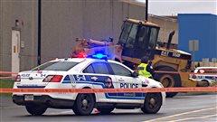 Huit accusations contre un des suspects du vol d'un camion Garda