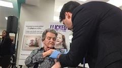 Le vaccin gratuit contre la grippe offert aux Ontariens