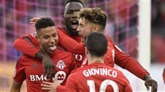 Le Toronto FC en éliminatoire mercredi