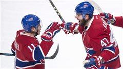 Radulov mène le Canadien à la victoire