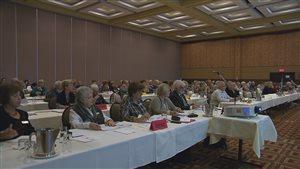 Le conseil national de l'AREQ se tient à Rimouski.