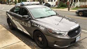 Une nouvelle autopatrouille à Toronto