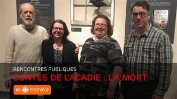 Contes de l'Acadie : la mort