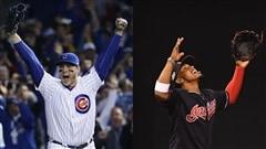 Cubs-Indians : quelle disette prendra fin?