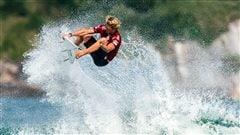 John John Florence est couronné champion du monde de surf
